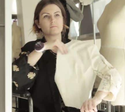 Fashion Designer Considers People With Disabilities In New