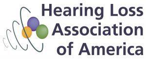 Hearing Loss Association of America logo