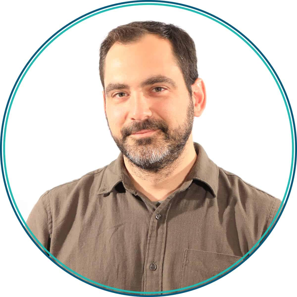 Headshot of Jordan Melograna